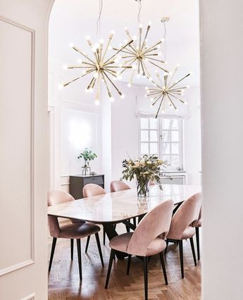Gorgeous 30 Modern Minimalist Dining Room Design Ideas for Comfortable Dinner With Your Family