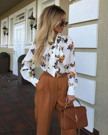 Top 30 Office Outfits For Spring 2019