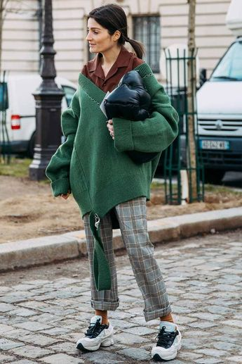 10 Chic-as-Hell Ways to Wear Plaid This Fall
