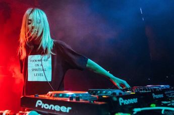"Alison Wonderland Premieres New Song ""Messiah"" Featuring M-Phazes"