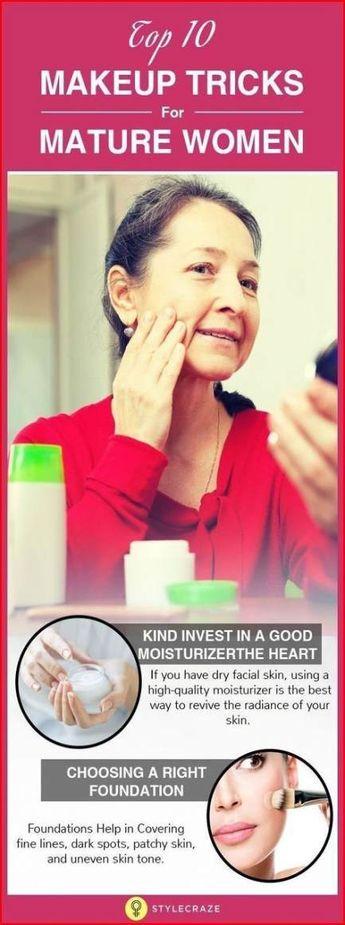 Trendy Skin Care Tips Over 50 Make Up Ideas #skincare #skin