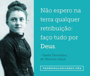 Santa Maria Maravilhas De Jesus Frases Sem Humildade Não