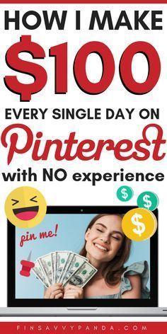 How To Make Money on Pinterest in 2019 (For Beginners) - Finsavvy Panda