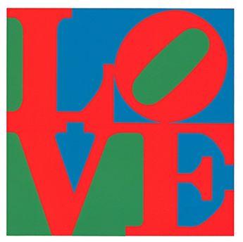 a LOVEly Valentine {Art for Kids}