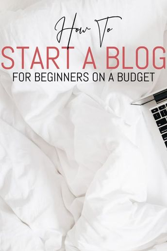 How to Start a Blog  — Taylor Stanford