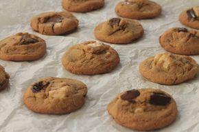 עוגיות שוקולד צ'אנקס