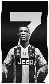 'Cristiano Juventus' Poster by mcache