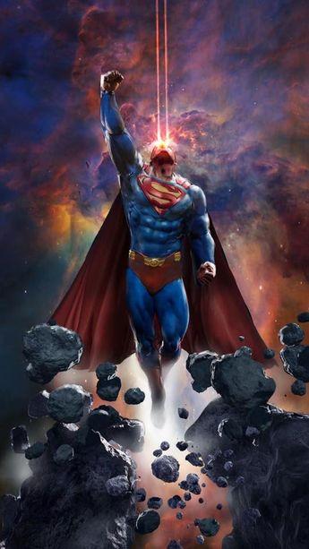 Superman by John Gallagher #JohnGallagher #Superman #ClarkKent #KalEl #JusticeLeague #JL #Krypton #ManofSteel #DailyPlanet #Smallville #Metropolis #LastSonofKrypton