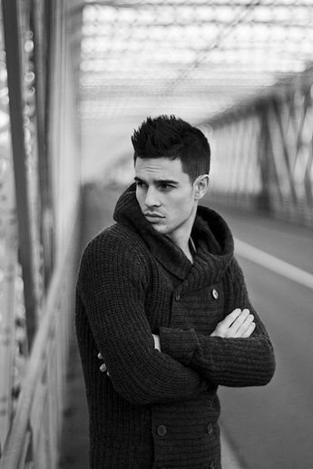 Anthony Gastelier by Sylvain Norget