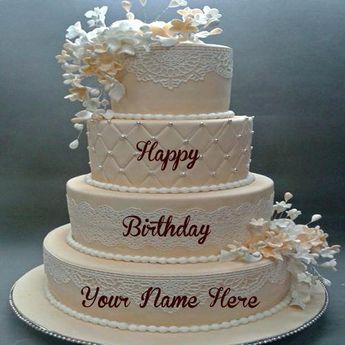 Birthday Cake Writing Name As Well For Create Remarkable Option