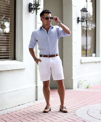 0a989ce2ed 29 Relaxed Yet Stylish Men Vacation Outfits Styleoholic | S