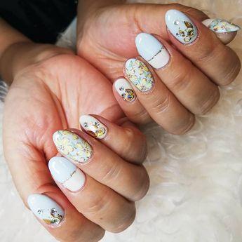 . #blooming #flowers #. #. #. #prepbeautyparlour #604-764-6452 #flowernails #handpaintednails #summernails #japanesenailart #blingnails #sparklenails #gelpolish #akzentz #luxio #japanesenailartist #nailsoftheday #beautifulnails #nailsmagazine #nailsporn #nailsart #handpainted #nailistagram #gelextensions #squarenails #nail #nails #gelnail #gel #gelnails # # # # # #car
