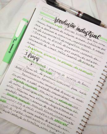 ~ Revolução industrial ~ ~  Resumo bem simples, espero que gostem mesmo assim ✨ ~  #revolucaoindustrial #studygrambrasil #studygram #study #foconosestudos