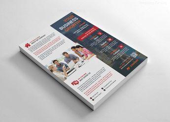 Classy Flyer Design Templates 002607 - Template Catalog