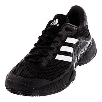 4a8172062 adidas Barricade 17 Clay Mens BlackWhite 150   Click for more Special Deals   AdidasFashion