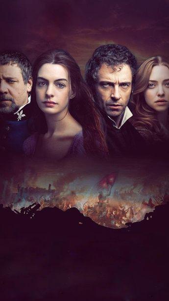 Les Misérables (2012) Phone Wallpaper