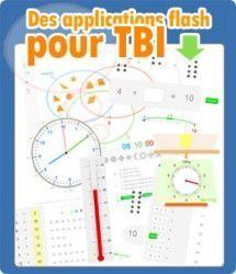 Ressources pour TBI/TBN : Applications flash
