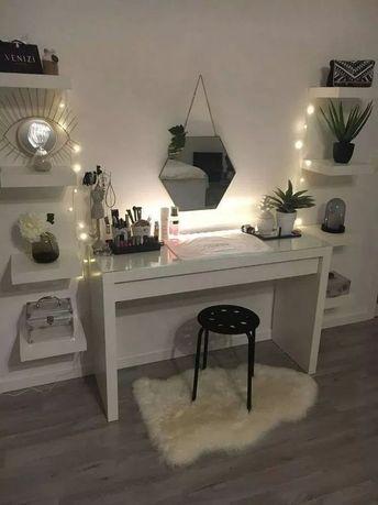45 conseils de décoration de chambre à coucher pour filles 24 mignons et girly