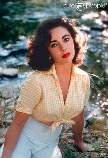 Elizabeth Taylor is listed (or ranked) 29 on the list Who Was the Most Attractive Actress at 25 Years Old?