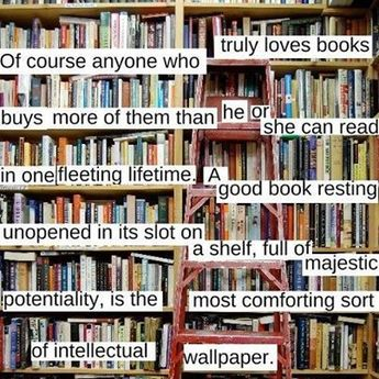 14 Things You'll Relate to If You Want a Bigger Home Library