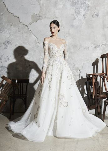 Zuhair Murad's Stunning 2020 Bridal Collection - Chic Vintage Brides : Chic Vintage Brides
