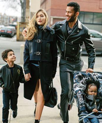 "Versace Explains That ""Controversial"" Gigi Hadid Campaign"
