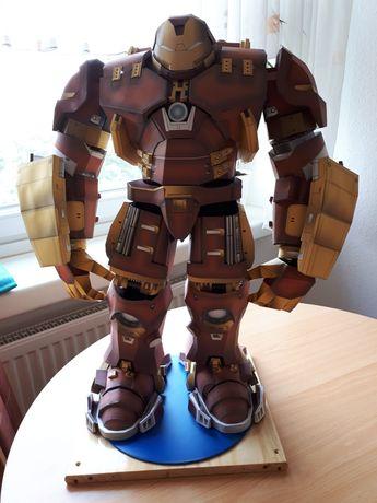 My Hulkbuster PaperCraft Figure