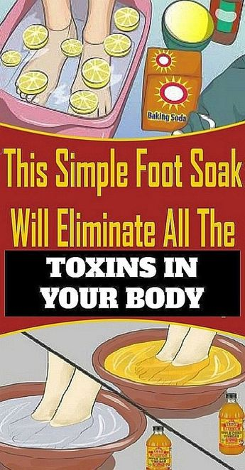 Did You Know That You Can Detox Your Physique By means of Your Toes
