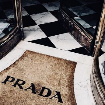 Uploaded by Juliette. Find images and videos about Prada, fashion and luxury on We Heart It - the app to get lost in what you love.