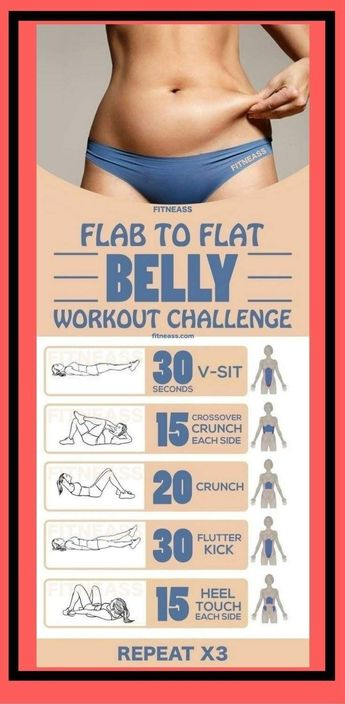 Flab To Flat Belly Workout Challenge #health #fitness #workout #exercise #weightloss #motivation
