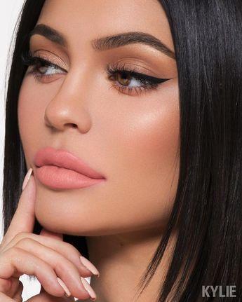 @kyliejenner Kylie Cosmetics LA makeup by @makeu
