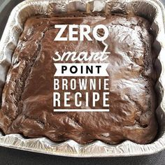 I wanted to make an original post for this recipe with some clarifications ✖Because these are made with protein and not flour, They will have a more spongey texture. Don't expect a rich fudgy brownie. They set up after they cool down. It's a zero smart point brownie guys!✖ ⛔PLEASE NOTE: The Casein in Quest changes how it bakes (as opposed to powder that is 100% whey) The casein thickens it up quite a bit - if you use a protein powder without Casein yours will be runny/gooey⛔ ️if you use ...