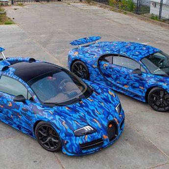Especial Verano 2019!!!! El Gran DJ Afrojack presume de sus 2 adquisiciones de ensueño los...  Especial Verano 2019!!!! El Gran DJ Afrojack presume de sus 2 adquisiciones de ensueño los @bugatti Veyron y Chiron totalmente Personalizados #Bugatti #Veyron #Chiron #Afrojack #Summer #August . Solo admiralos por qué posiblemente solo podamos conducirlos en sueños.. #ExclusivaMadridMotorS #MadridMotorS #blogger #MadridMotorandMotorsport #megustanloscoches #carsofinstagram #car #cars #sportscar #photo