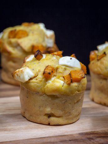 Muffins Butternut Féta
