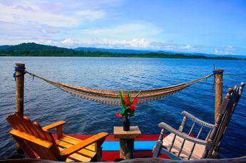 The Floating Cabin - CocoVivo Bocas del Toro