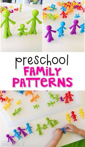 Preschool: All About Me