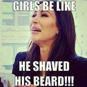 31 REALLY Funny Beard Memes