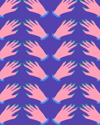BOUFFANTS & BROKEN HEARTS / Hands