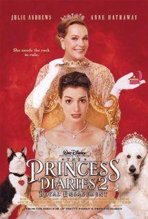 The Princess Diaries 2: Royal Engagement(2004)