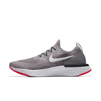 034438ccee77e Nike Epic React Flyknit iD Men s Running Shoe