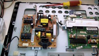 riparazione samsung tv le19r71b  repair samsung tv le19r71b