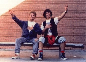 Bill And Ted Will Be Coming Back