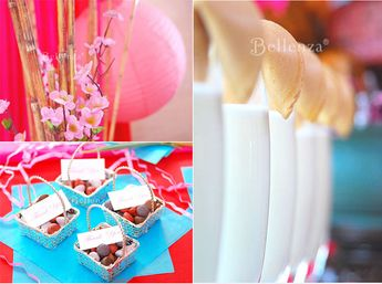 asian themed bridal shower ideas