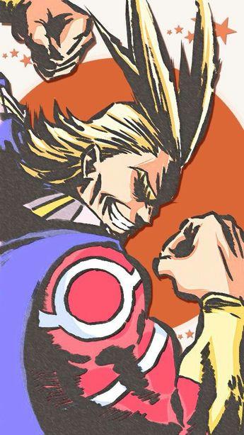 #AllMight #Boku no hero #Toshinori