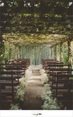 16 Inspired Ideas for a Whimsical Forest Wedding