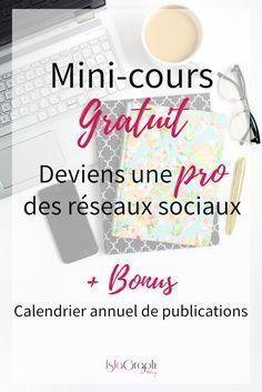 Mini-cours : Deviens une pro des réseaux sociaux
