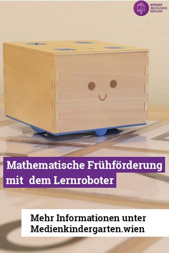 Mathematische Frühförderung mit Bee Bot