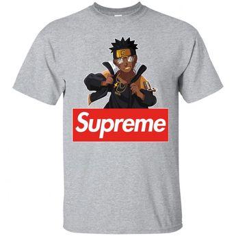 f010472d751a Supreme Naruto Bape Classic T-Shirt - Shop Supreme x Naruto