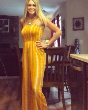 I love jumpsuits #fashion #comfy #summerstyle #yellow #fun #summer #cute #instapic
