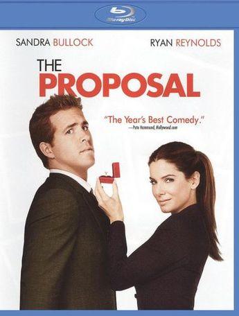 The Proposal [2 Discs] [Blu-ray] [2009]